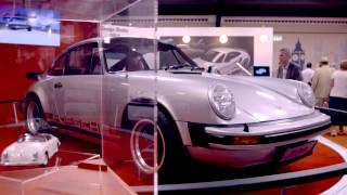 Porsche and Magnus Walker step back in time at the Goodwood Revival.