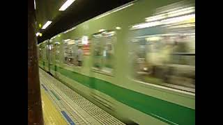 札幌市営地下鉄 3000形(305編成)大通駅発車
