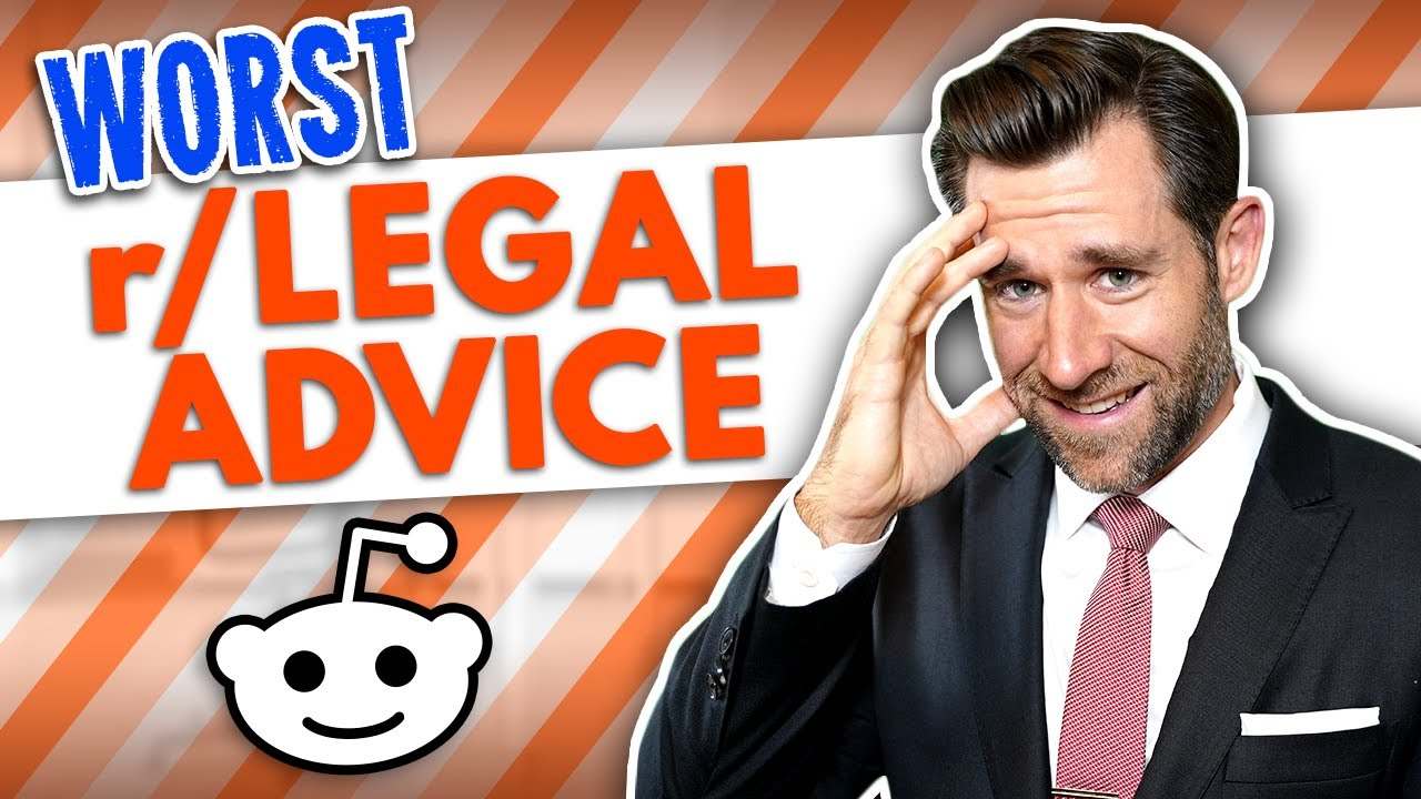 Bad R Legaladvice Deleting Emails To Avoid Subpoena Youtube Legal advice, as opposed to legal information, is what lawyers provide to clients. bad r legaladvice deleting emails to avoid subpoena