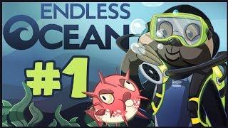 Endless Ocean 2 - Part 1: I Speak Whale.