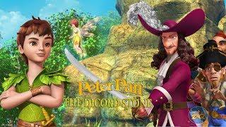 Peterpan Season 2 Episode 15  The Discord Stone | Cartoon For Kids |  Video | Online