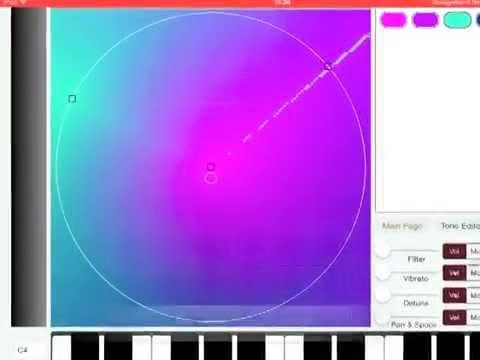 Dazibao and Inter-App Audio