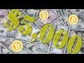 Will Bitcoin hit $5000 by the end of this week?