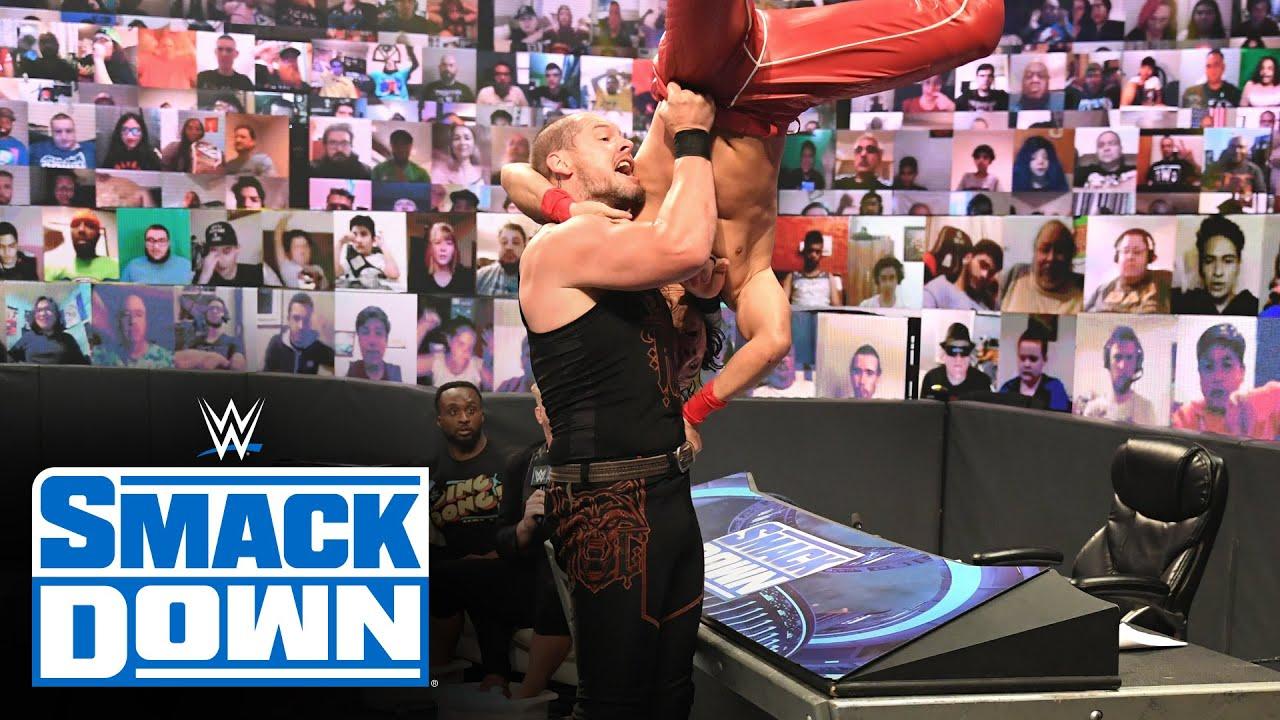 Download King Nakamura vs. Baron Corbin - Money in the Bank Qualifying Match: SmackDown, July 9, 2021