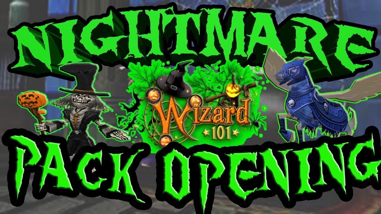 Wizard101 Nightmare Pack – Billy Knight