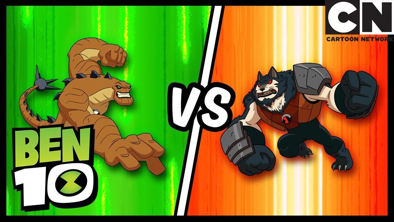 Download Ben 10 | Ben vs Kevin 11 Best Battles | Cartoon Network