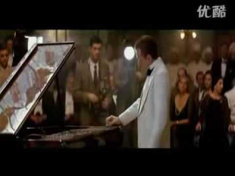 海上鋼琴師中最經典的片段——斗琴 - YouTube
