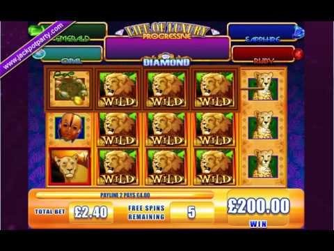 Spiele Big 5 Jungle Jackpot - Video Slots Online