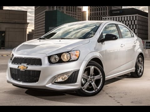 2015 Chevrolet Sonic Start Up and Review 1.4 L 4-Cylinder Turbo