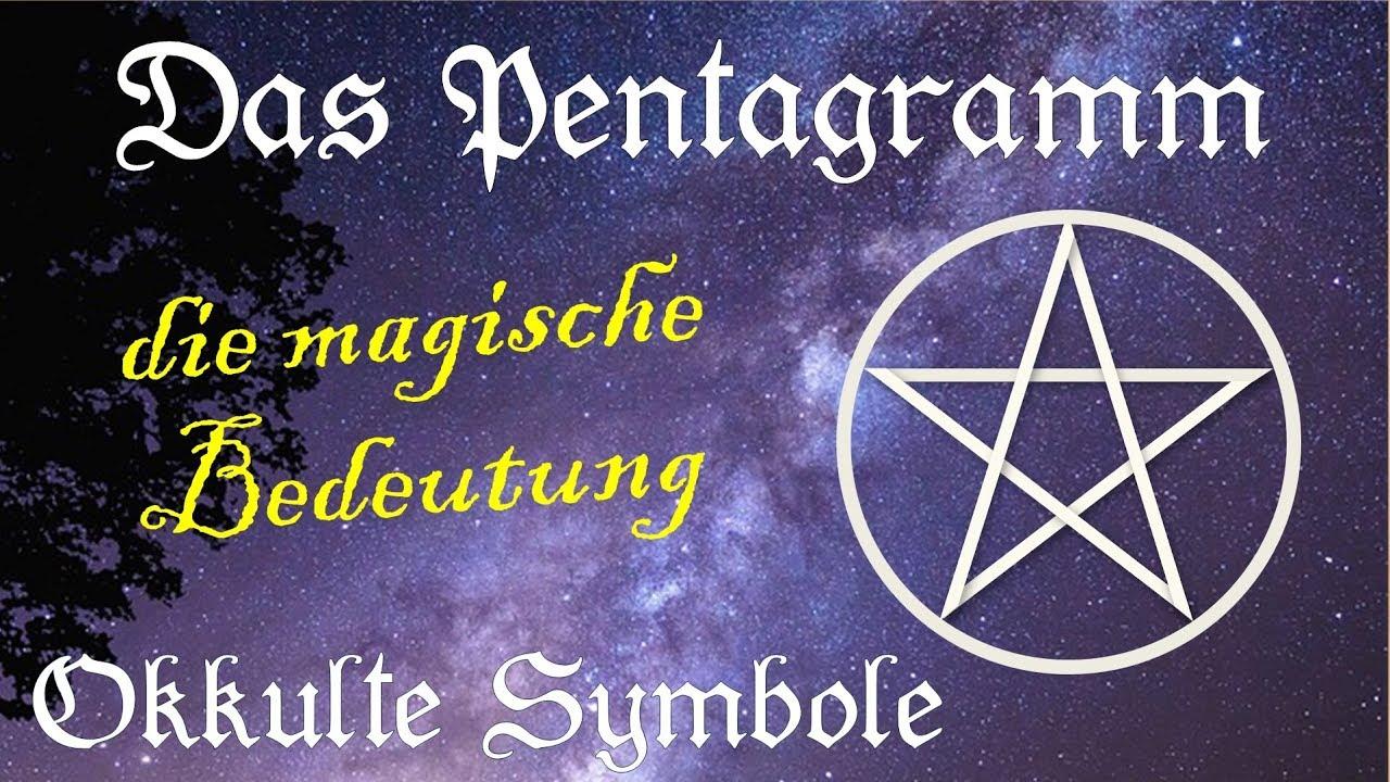 Pentagramm Die Wahre Bedeutung Von Magischen Symbolen Und Von