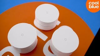 Google Wifi Multi Room Router Review (Nederlands)