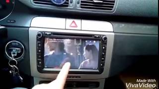 Android 5.1.1 Lollipop Car DVD Player Radio Stereo VW Golf Jetta Passat