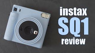 Fujifilm INSTAX SQ1 REVIEW vs SQ6 vs Mini 11 - BEST instant camera?