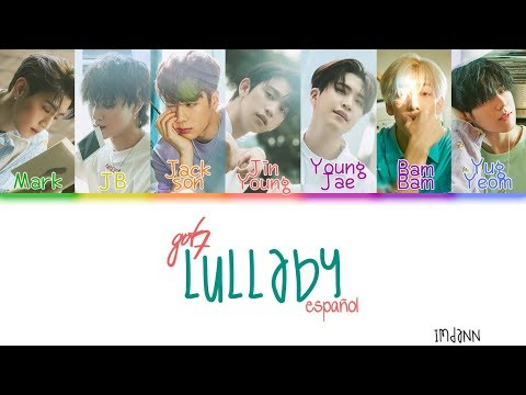 GOT7 - Lullaby (Spanish Ver.) |Color Coded|