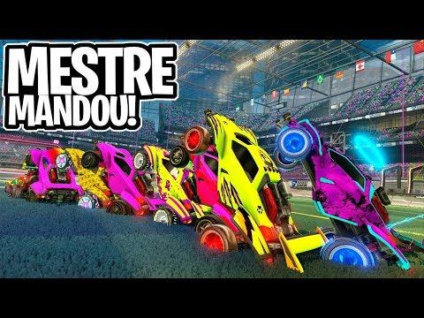 FOMOS ROUBADOS NO CARNAVAR DO BLOQUINHO DO OCTANE?! MESTRE MANDOU! - Rocket League thumbnail