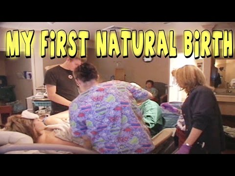MY FIRST NATURAL BIRTH