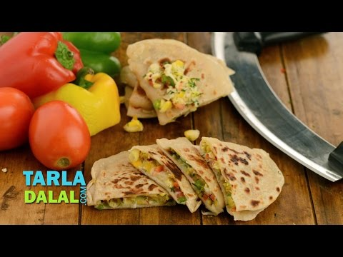 Corn and Cheese Quesadillas Recipe 2020
