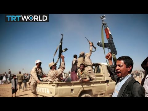 How Houthis Have Thrived in Yemen's War