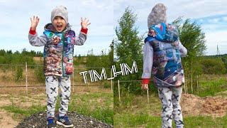 Видеообзор. Утеплённый жилет |TIM_hm|