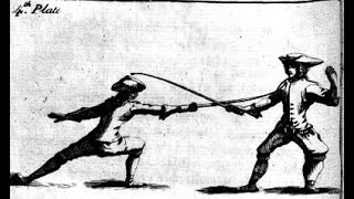 Why smallsword is a great type of sword fighting to practice