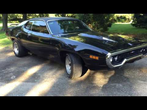 1971 Plymouth Sebring Satellite for sale