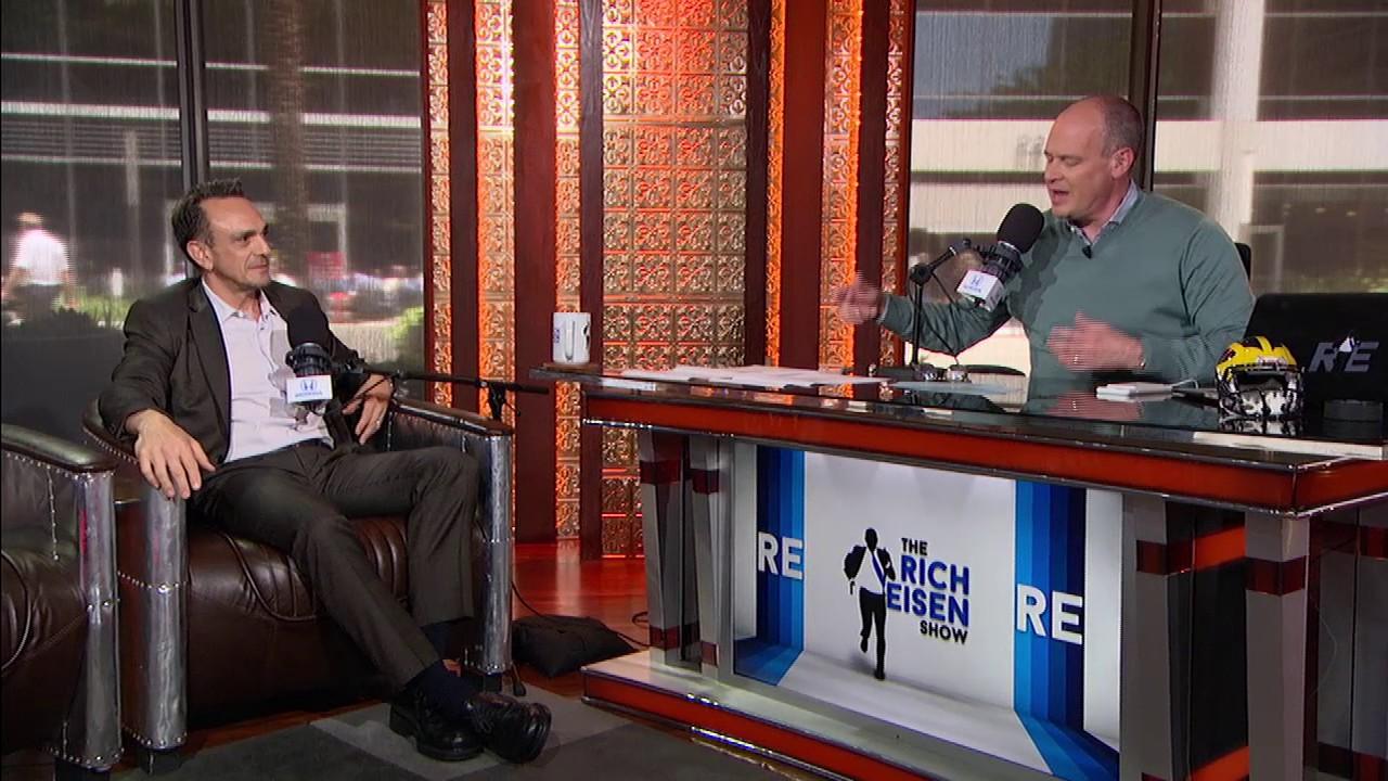 "Download Rich Eisen Lobbies Hank Azaria for a Cameo in Season 2 of ""Brockmire""    6/14/17"
