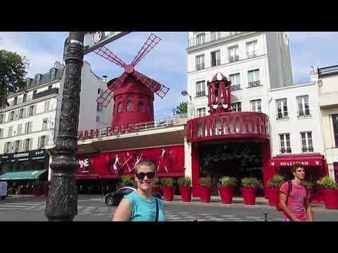 Paris vacation 2017