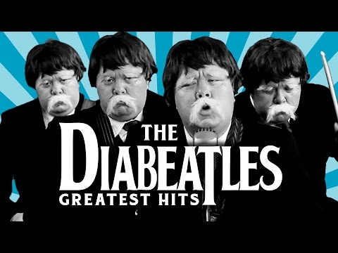 The Diabeatles  Greatest Hits The Beatles  Wilford Brimley Parody