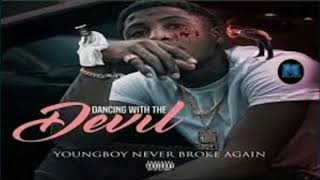 NBA Youngboy -Dancing With The Devil (Full Mixtape 2018)