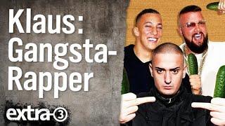 Die Sendung mit dem Klaus: Gangsta-Rapper