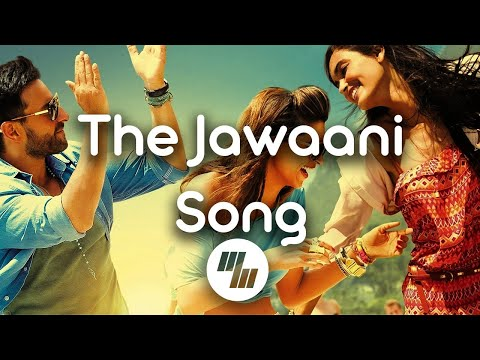 The Jaawani Song Lyrics Video | Student Of The Year 2 | Kishore Kumar, Vishal Dadlani,..