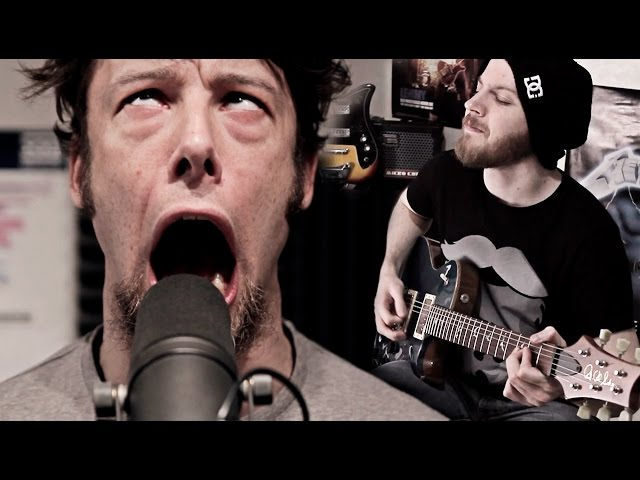 Adele - Hello (metal cover by Leo Moracchioli)