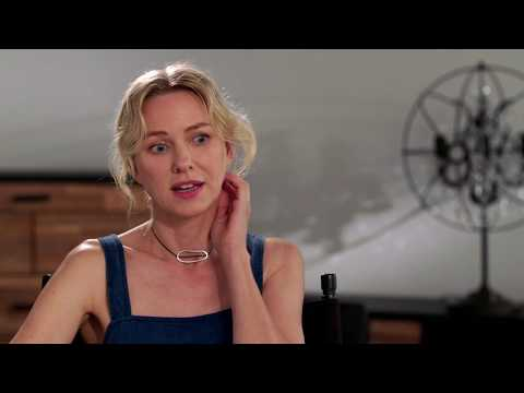 The Glass Castle - Itw Naomi Watts (official video)