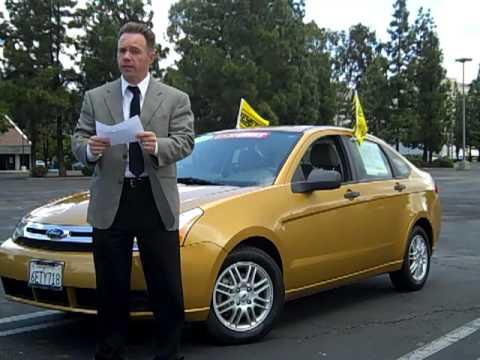 2009 Ford Focus At Keyes Woodland Hills Buick Gmc Cadillac
