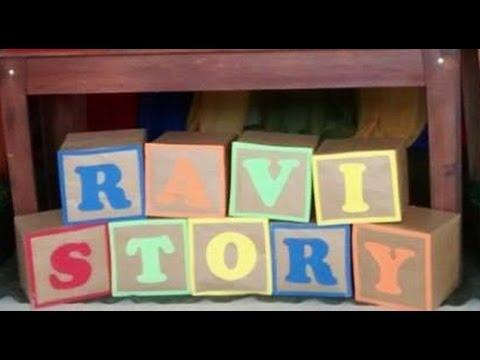 Cubos de letras Toy story feita de caixa de leite