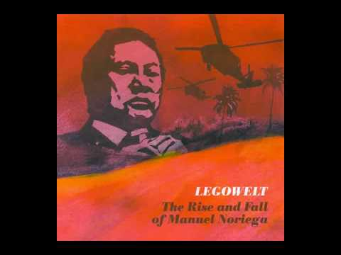 Legowelt - The Rise And Fall Of Manuel Noriega - 10 Lunar Maximus