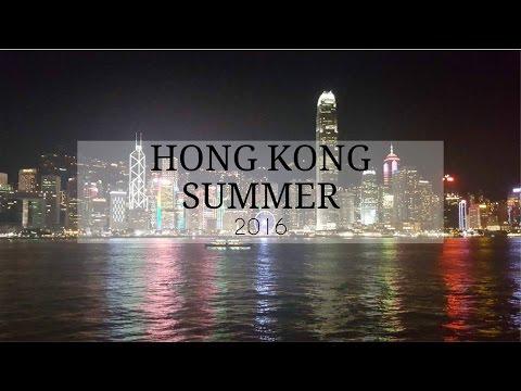 HONG KONG SUMMER 2016