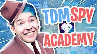 i created the DANTDM SPY ACADEMY!