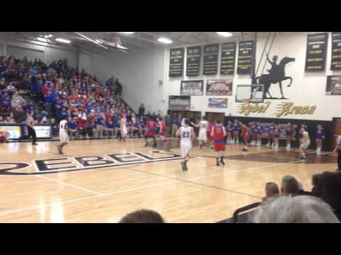 Highlights From Mercer County's Win at Boyle County