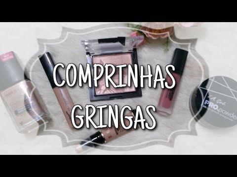 COMPRINHAS GRINGAS NA BEAUTY JOINT