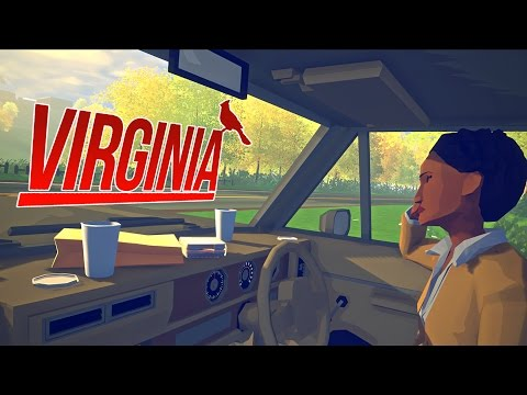 Virginia - Crazy Mystery Game! - Let's Play Virginia Game - Demo Gameplay