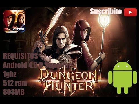 Dungeon Hunter 2 HD Para Telefonos Modernos ( Apk + Datos )