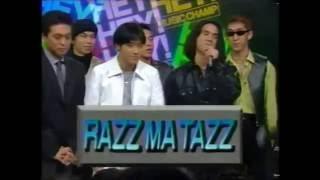 ダウンタウン(浜田雅功 松本人志) RAZZ MA TAZZ.