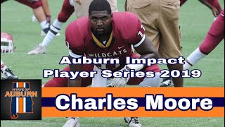 Auburn Impact Players 2019: Charles Moore (Highlights)