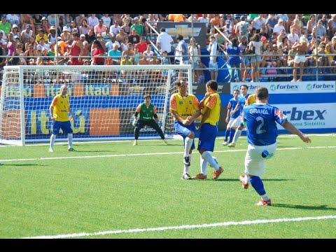 Futebol 7 Brasil - Final Mundialito 2011 - Brasil 2 x 3 Itália
