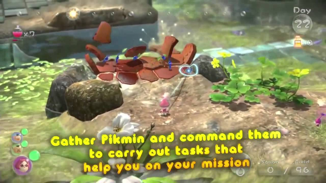 Pikmin 3 Deluxe Is Coming Soon To Switch Report Vg247
