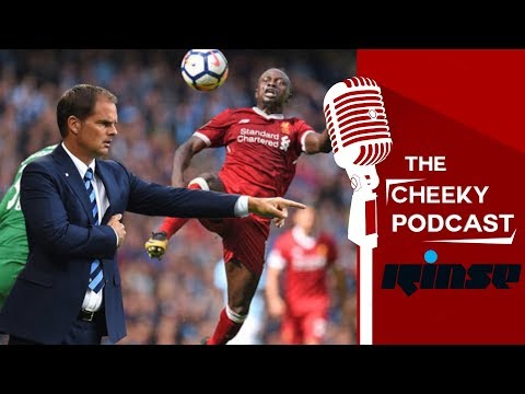 Frank De Boer 4 Game Farewell | Everton against the top 6| Sadio Mane Red Card