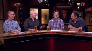 The Front Bar | Jason Dunstall interview