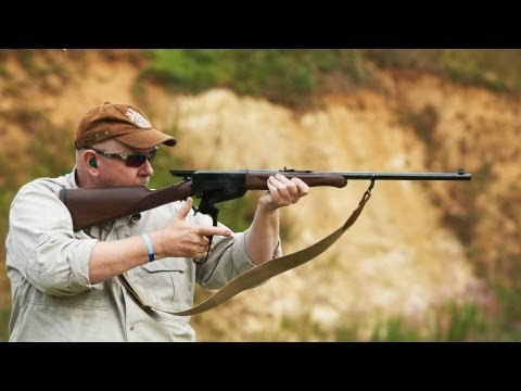 Winchester's 1895 Lever-Action Rifle Review