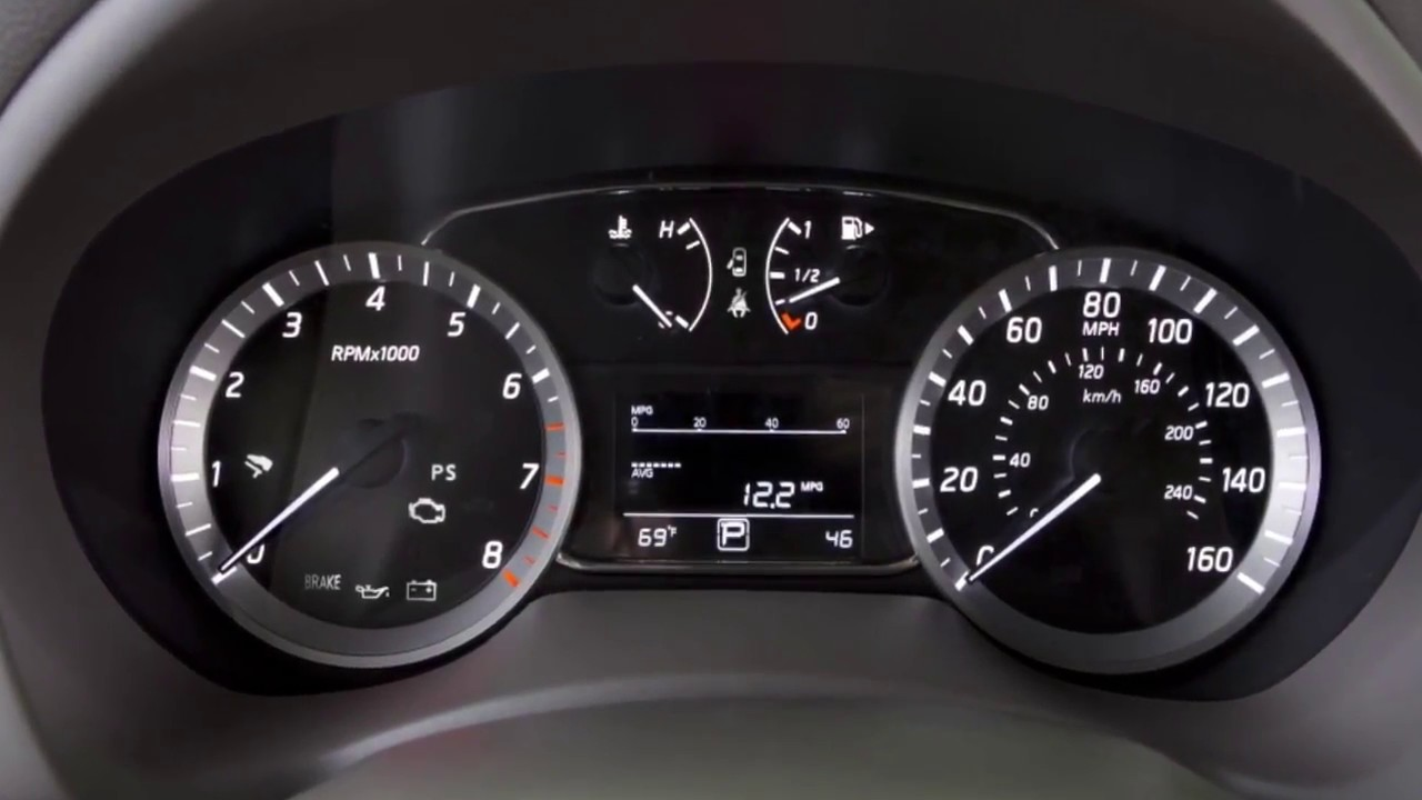2019 Nissan Sentra - Trip Computer (if so equipped)